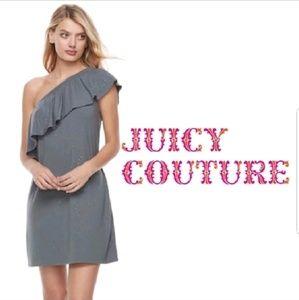 🆕️ NWT Juicy Couture Grey Sparkle Dress Sz XS